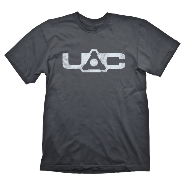 DOOM ETERNAL T-SHIRT UAC LOGO
