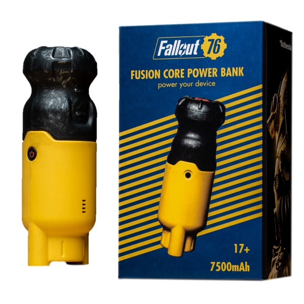 FALLOUT POWERBANK FUSION CORE