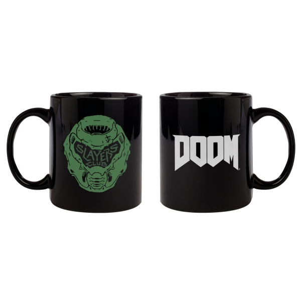 DOOM MUG SLAYERS CLUB