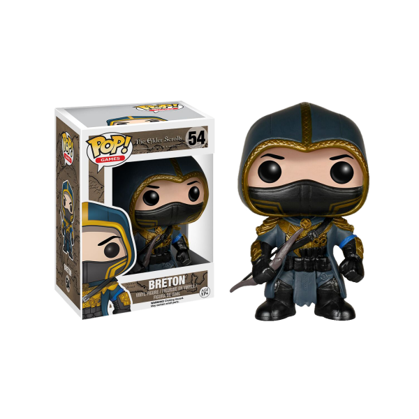 The Elder Scrolls Online Figure Breton POP Vinyl