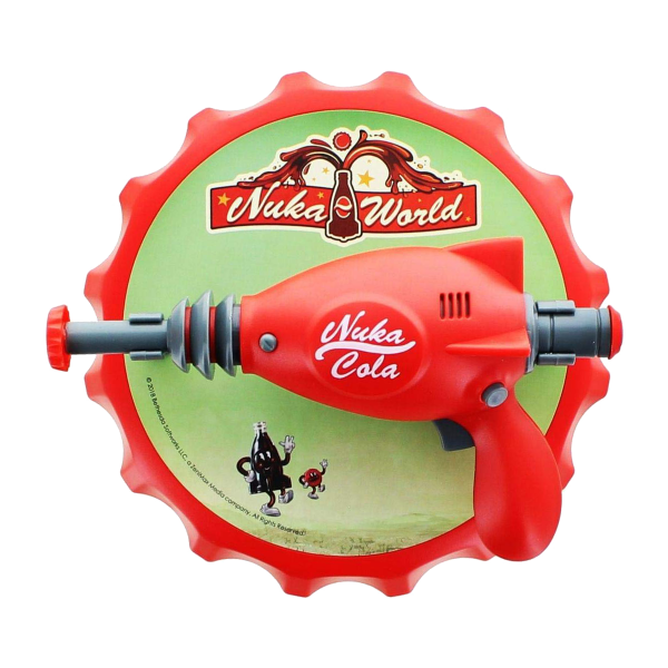 FALLOUT REPLICA NUKA COLA THIRST ZAPPER