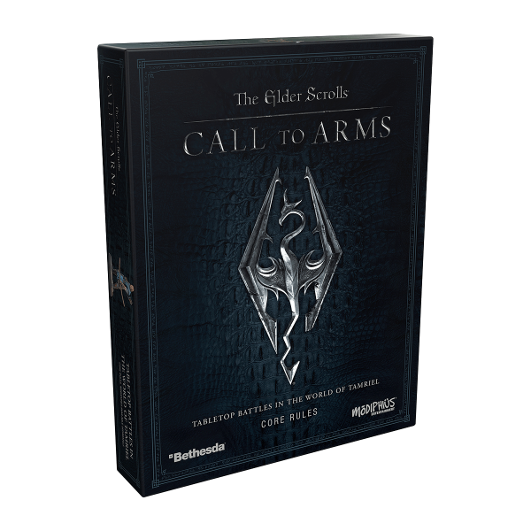 THE ELDER SCROLLS BOARD GAME CALL TO ARMS CORE RULE SET