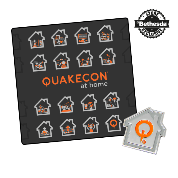 QUAKE BUNDLE QUAKECON AT HOME