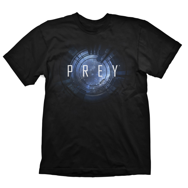 Prey T-Shirt Logo Artwork