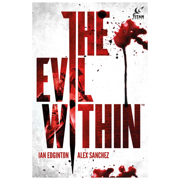 THE EVIL WITHIN GRAPHIC NOVEL