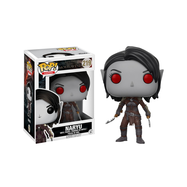 The Elder Scrolls Online Figur Naryu POP Vinyl