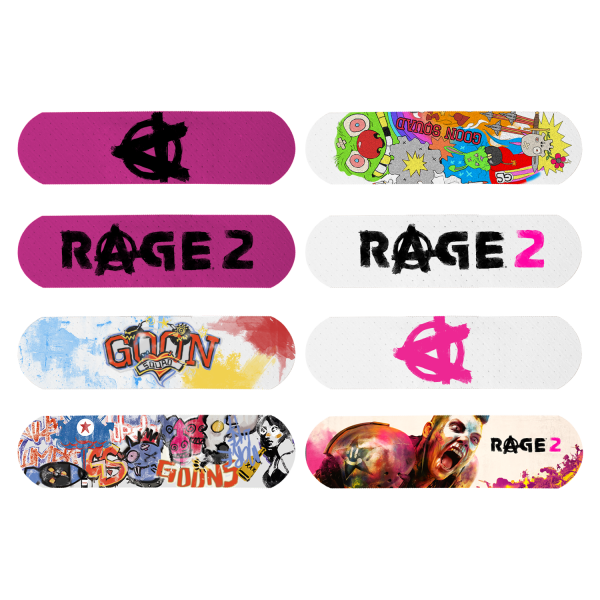 RAGE 2 PLASTER SET BANDAGES