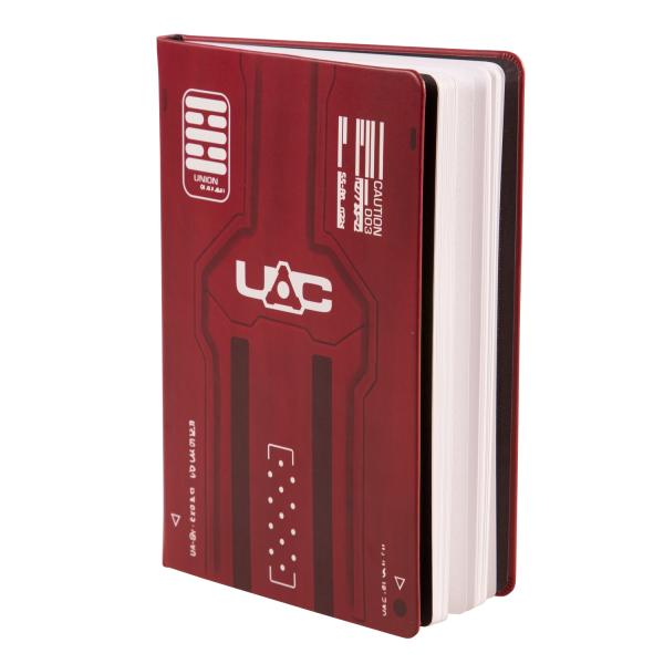 "DOOM Notebook ""UAC Keycard"""