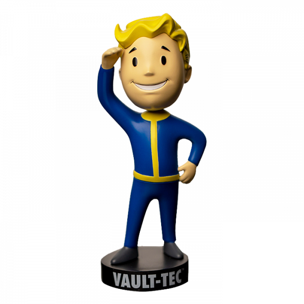 FALLOUT VAULT 76 SPECIAL BOBBLEHEAD PERCEPTION