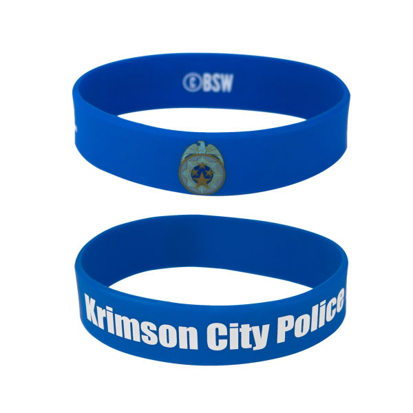 The Evil Within Wristband KCPD 1