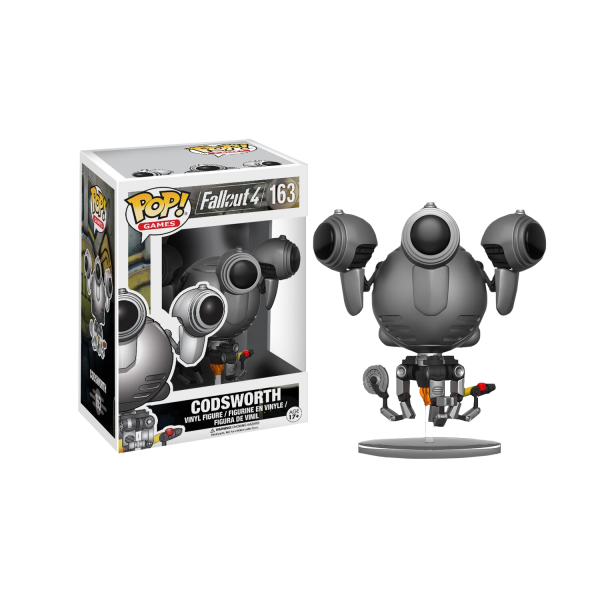 FALLOUT 4 FIGURE CODSWORTH POP VINYL