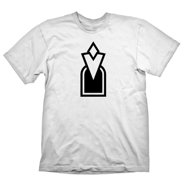 Skyrim T-Shirt Questdoor 1