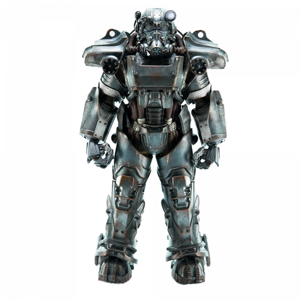 Fallout 4 Figure T-60 Power Armor Three A 1