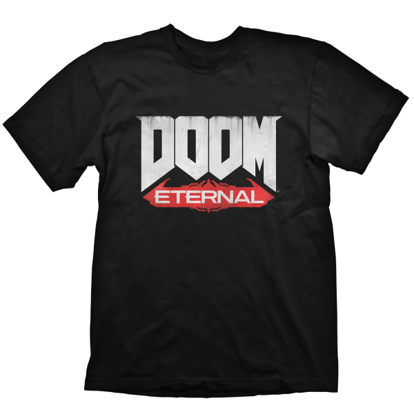 DOOM T-SHIRT DOOM ETERNAL
