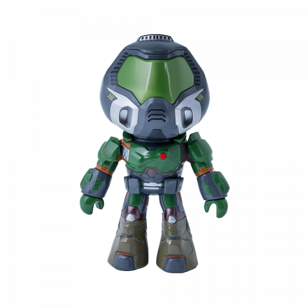 DOOM FIGURE DOOMGUY 9 INCH WITH SOUND