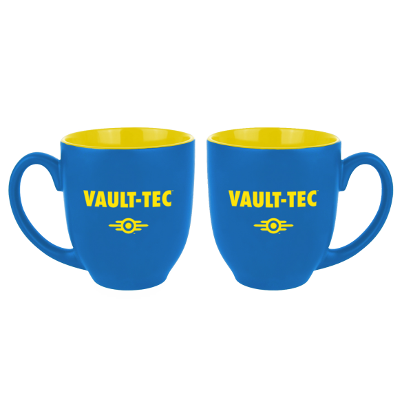 FALLOUT MUG VAULT-TEC TWO COLOR