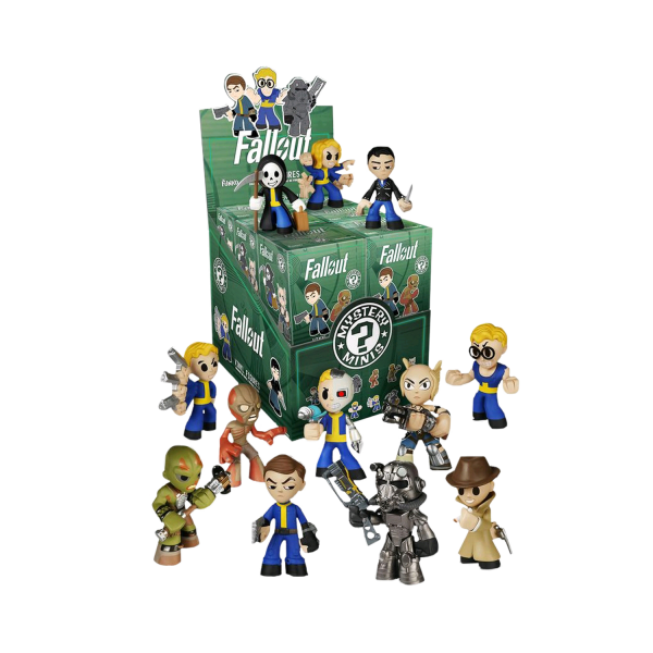 Fallout Figure Mystery Minis Blindbox