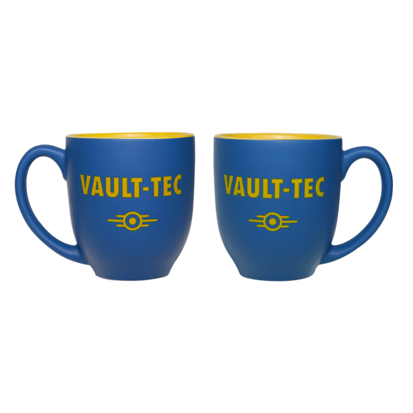 "Fallout Mug ""Vault-Tec"" Two-Color"