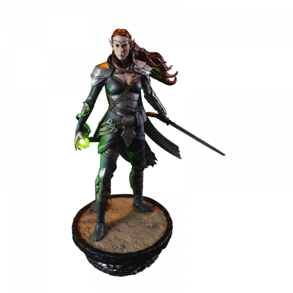 The Elder Scrolls Online Statue High Elf