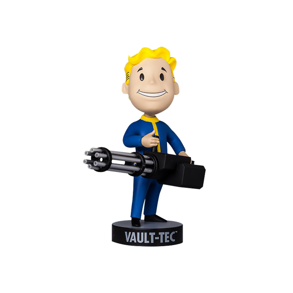 Fallout 3 Bobblehead Series 3 Big Guns