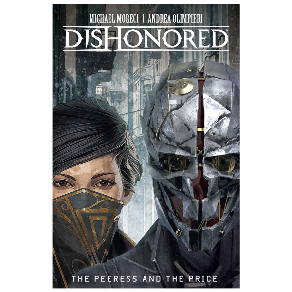 DISHONORED GRAPHIC NOVEL THE PEERESS AND THE PRICE