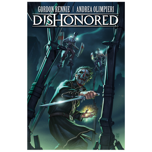 DISHONORED GRAPHIC NOVEL THE WYRMWOOD DECEIT