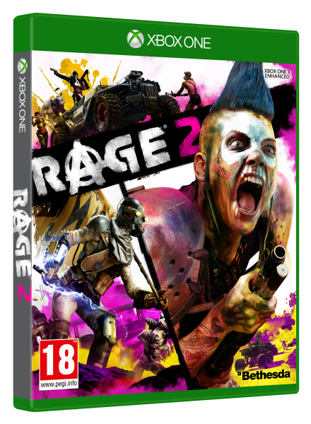 RAGE 2 STANDARD EDITION XBOX ONE