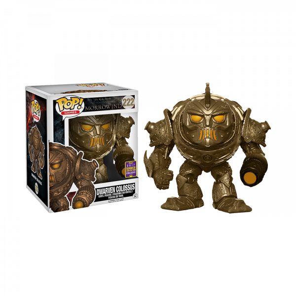 THE ELDER SCROLLS ONLINE FIGURE DWARVEN COLOSSUS