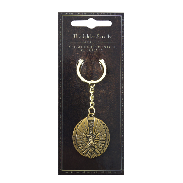 The Elder Scrolls Online Keychain Aldmeri Dominion