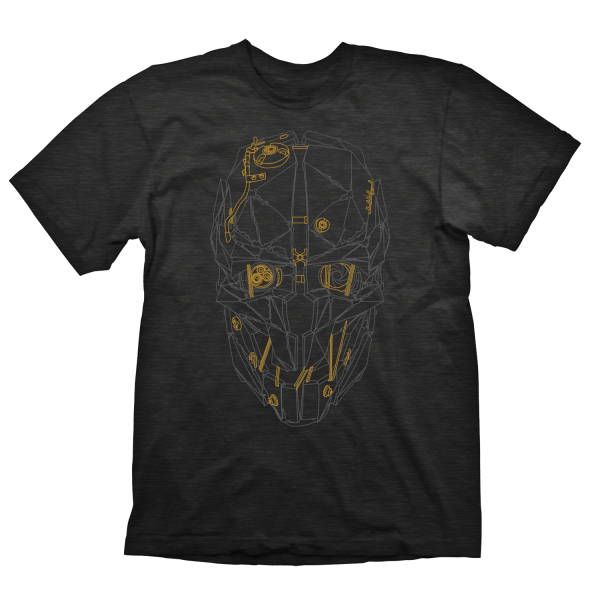 Dishonored 2 T-Shirt Corvo Blueprint