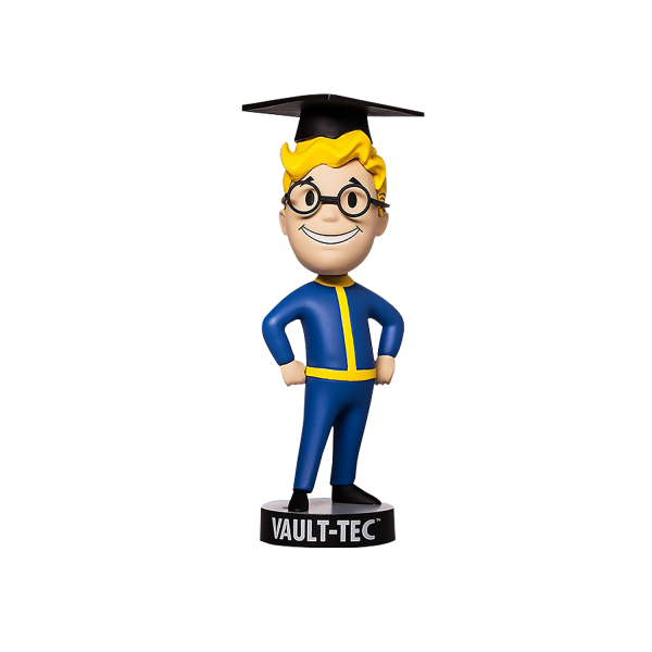 Fallout 4 Bobblehead Series 2 Intelligence