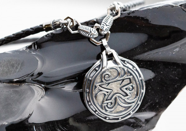 "The Elder Scrolls V: Skyrim Necklace ""The Amulet of Zenithar"""