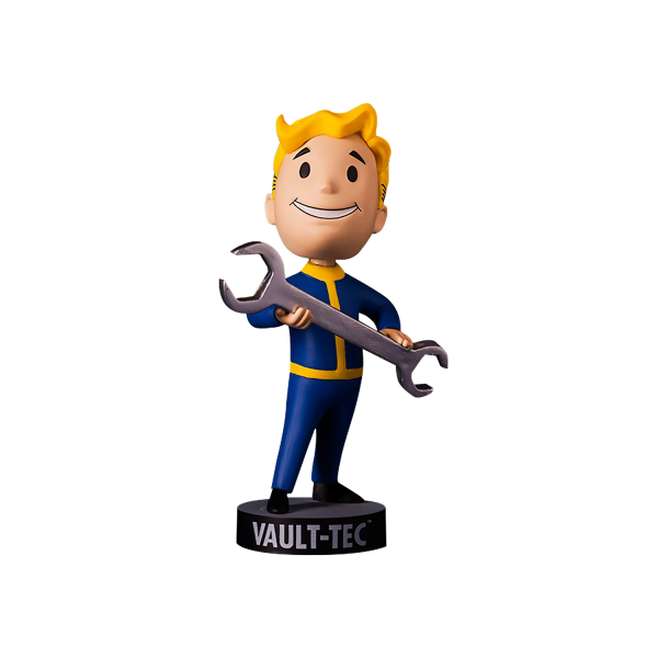 Fallout 4 Bobblehead Series 1 Repair
