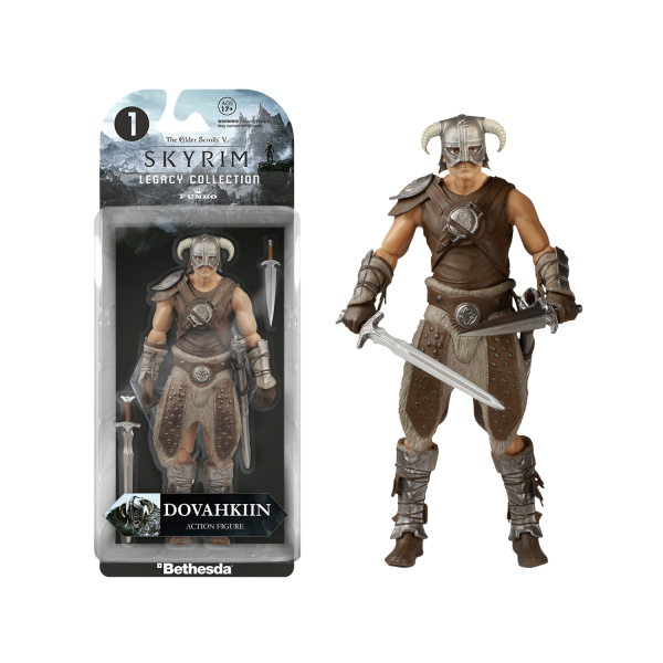 Skyrim Figure Dovahkiin Legacy Collection 1