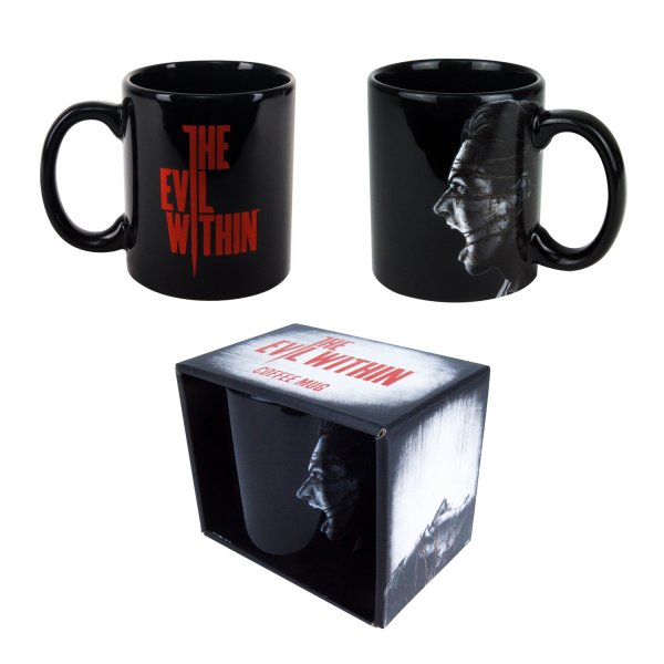 The Evil Within Mug Wired 1