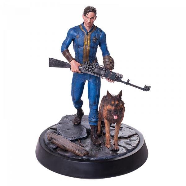 Fallout 4 Statue Sole Survivor