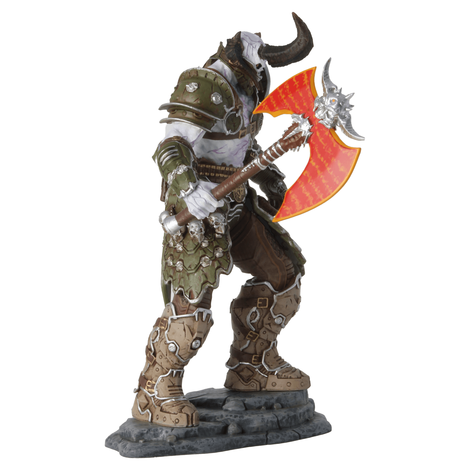 Doom Eternal Statue Marauder Doom Games The Official