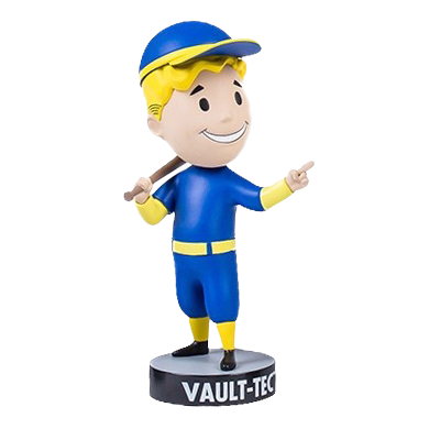 FALLOUT 4 BOBBLEHEAD SERIES 4 BIG LEAGUES