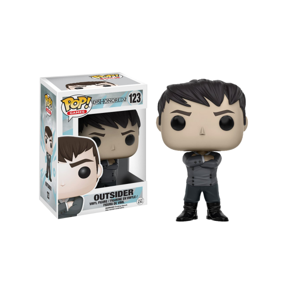 Dishonored 2 Figure The Outsider POP Vinyl