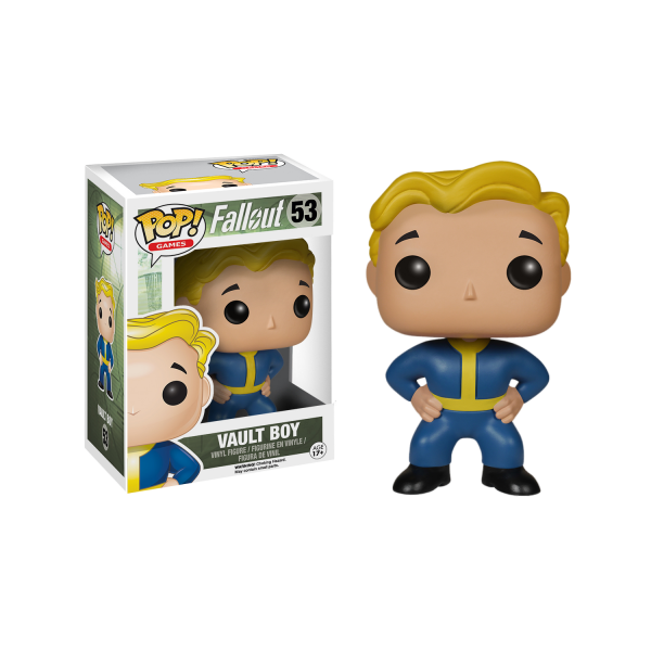 Fallout Figure Vault Boy POP Vinyl