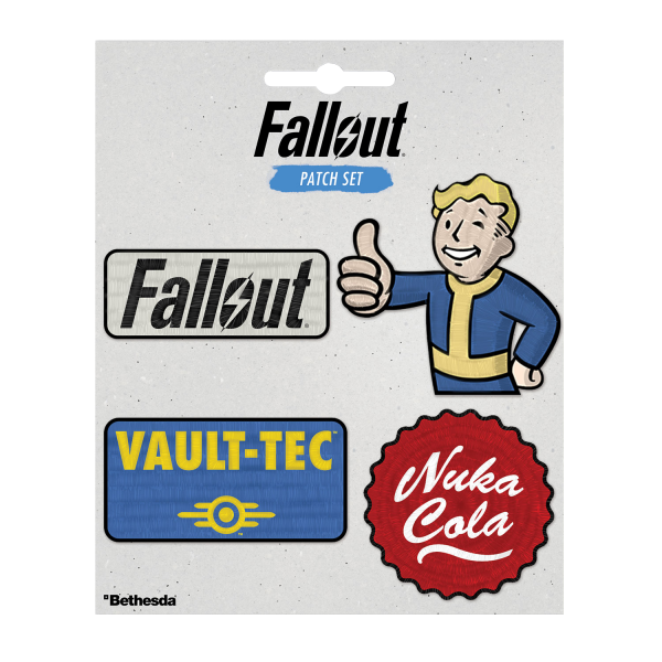 FALLOUT PATCH SET