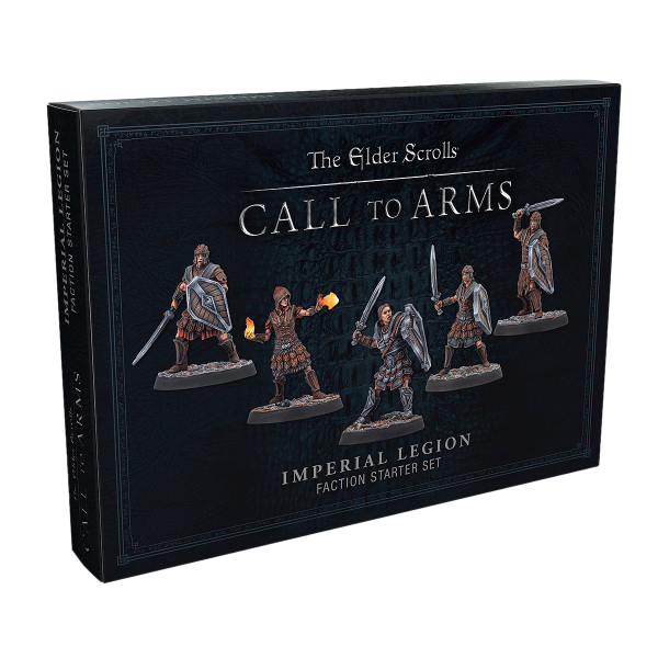 """The Elder Scrolls Call to Arms """"Set iniziale Fazione Imperiale (Imperial Faction Starter Set)"""""""