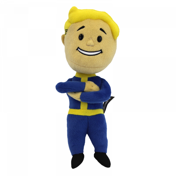 Fallout 4 Plush Vault Boy Arms Crossed