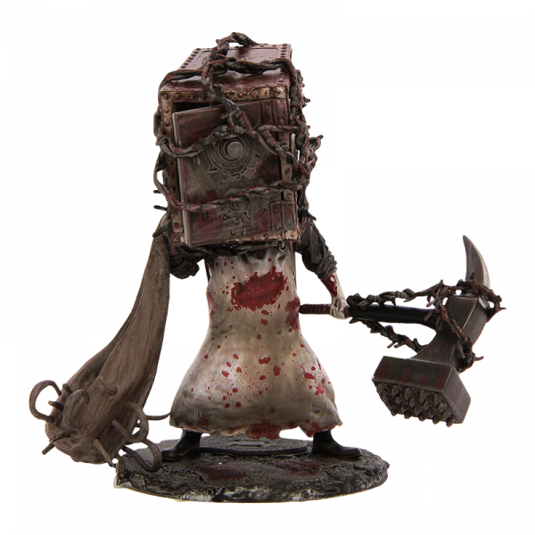 THE EVIL WITHIN BOBBLEHEAD THE KEEPER
